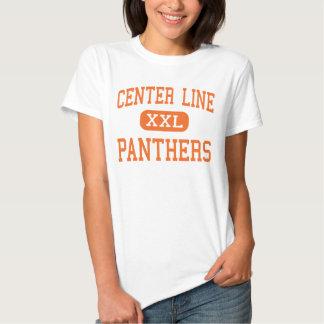 Center Line - Panthers - High - Center Line Tee Shirts