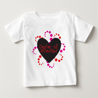 Center of Attention Baby T-Shirt