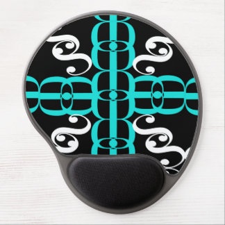 Center of Attention (Blue) Gel Mouse Pad