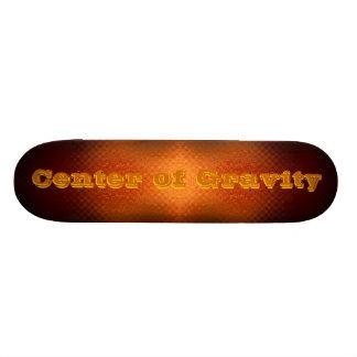 """""""Center of Gravity"""" Skateboard"""