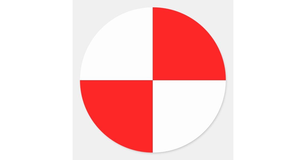 Center of Gravity Sticker | Zazzle