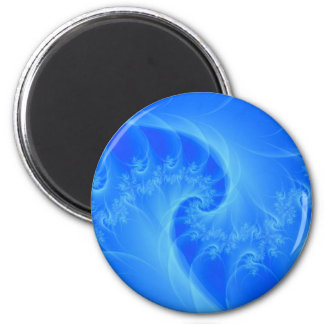 Center of the Blues Magnet