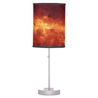 Center of the Milky Way Desk Lamp