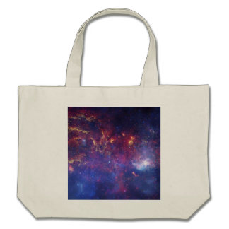 Center of the Milky Way Galaxy IV Tote Bags