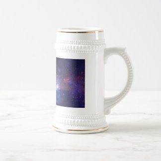 Center of the Milky Way Galaxy IV Beer Stein