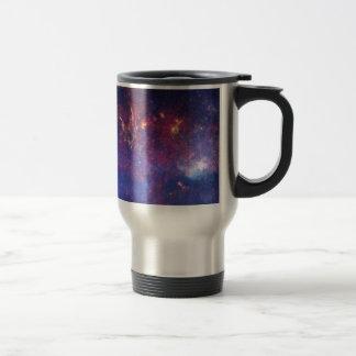 Center of the Milky Way Galaxy IV Travel Mug