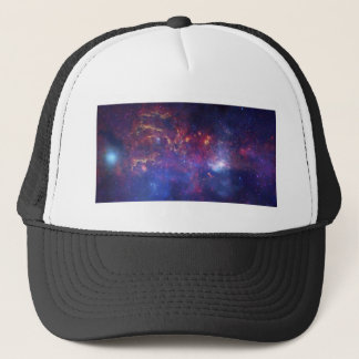 Center of the Milky Way Galaxy IV Trucker Hat