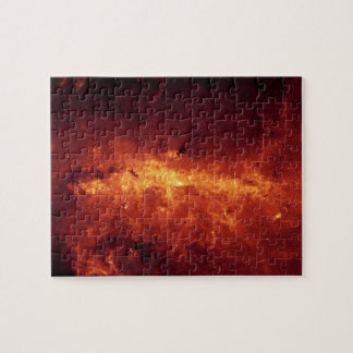 Center of the Milky Way Jigsaw Puzzle