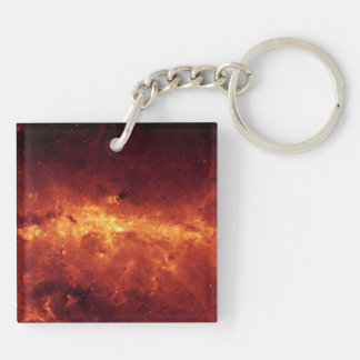 Center of the Milky Way Keychain