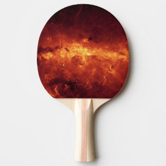 Center of the Milky Way Ping-Pong Paddle