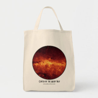 Center of the Milky Way Tote Bag