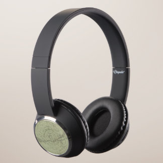 Center of the Southern Sky map Headphones