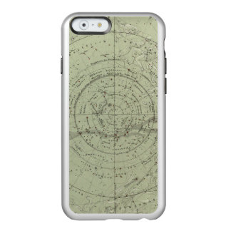 Center of the Southern Sky map Incipio Feather® Shine iPhone 6 Case