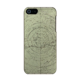 Center of the Southern Sky map Incipio Feather® Shine iPhone 5 Case