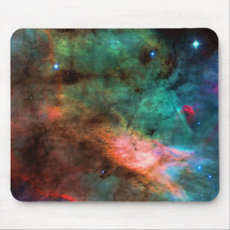 Center of The Swan Nebula Mouse Pad