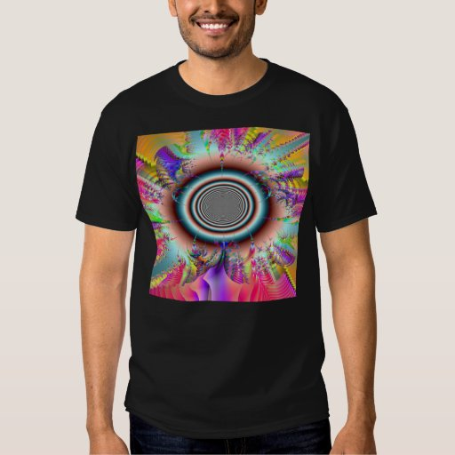 Center Of The Universe - Black T-Shirt