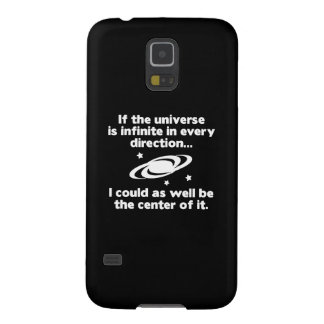 Center Of The Universe Case For Galaxy S5