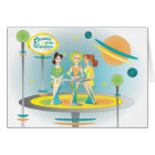 Center of the UNiverse Lounge Card