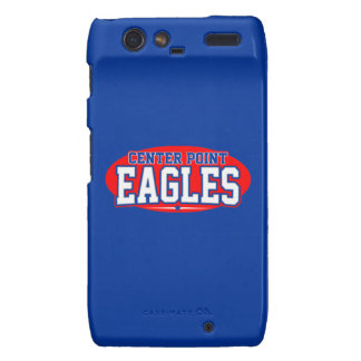 Center Point High School; Eagles Droid RAZR Covers