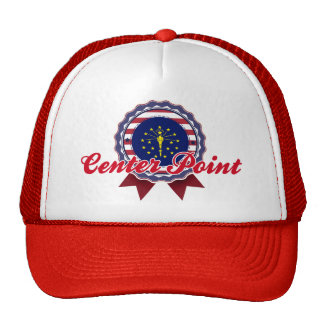 Center Point, IN Mesh Hats