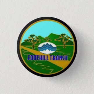 Center Seal-Foothill Transit Pinback Button
