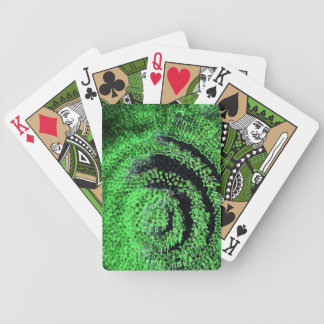 Center Star Bicycle Playing Cards