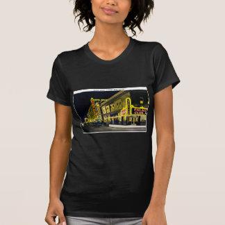 Center Street at Night, Reno, Nevada T-Shirt