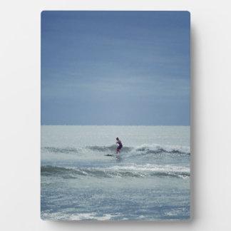 Centered Surf Plaque