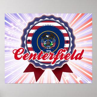 Centerfield, UT Poster