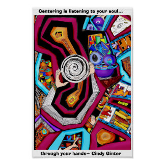 Centering Poster