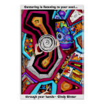 Centering Posters