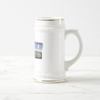 CENTERlogo on mug