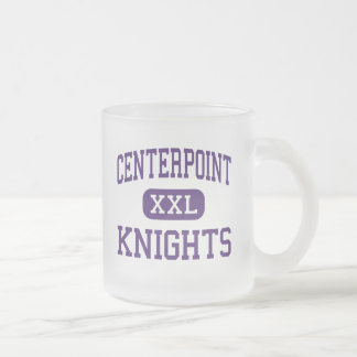 CENTERPOINT - Knights - high - Amity Arkansas Coffee Mugs