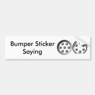 Centesimal 1776 bumper sticker