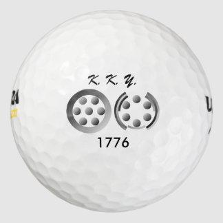 Centesimal 1776 golf balls