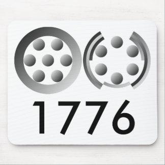 Centesimal 1776 mouse pad