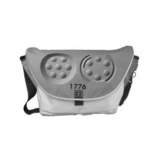 Centesimal 1776 small messenger bag