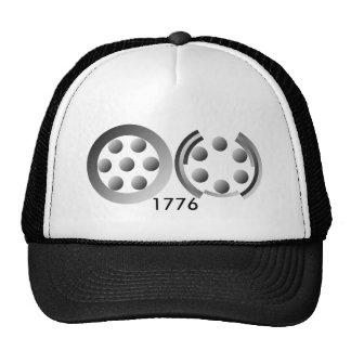 Centesimal 1776 trucker hat