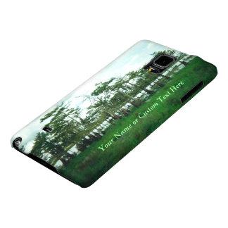 Centinelas de Cypress de encargo Funda Galaxy Note 4
