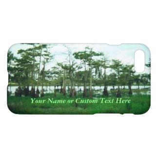 Centinelas de Cypress de encargo Funda Para iPhone 7