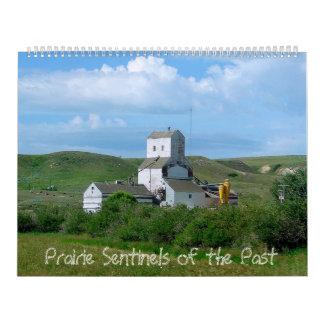 Centinelas de la pradera del pasado calendarios