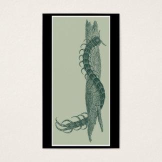 Centipede Business Card