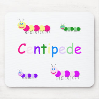 centipede mouse pad