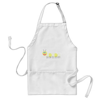 centipede yellow adult apron
