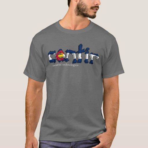 Centir Mounted Technologies (Dark) T-Shirt