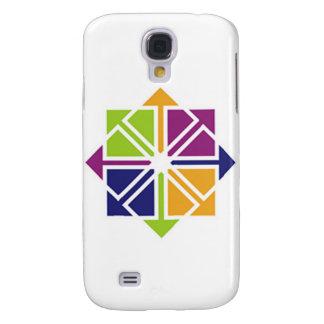 CentOS Galaxy S4 Cover