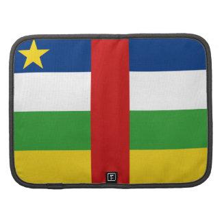 Centrafrique Flag Folio Organizer