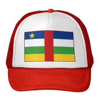 Centrafrique Flag Hat