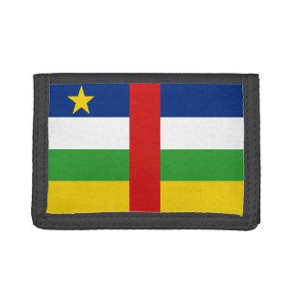 Centrafrique Flag Wallet