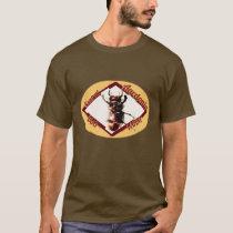 Central Aardonia Bug Farm T-Shirt
